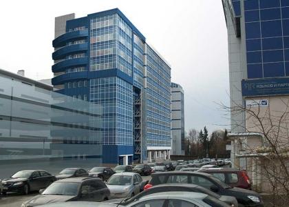 Деловой центр на ул. Чернышевского