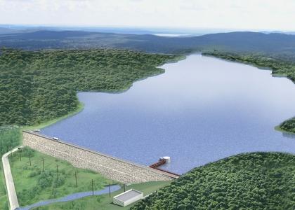 Шишимское водохранилище